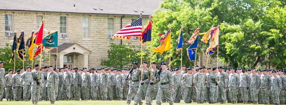 2013 Change of Command ceremony